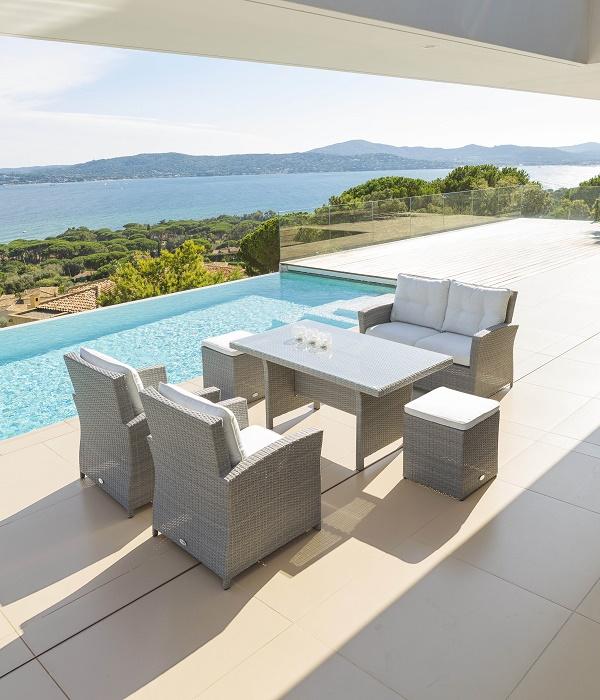 Un mobilier de jardin transforme vos terrasses - Je vous ...