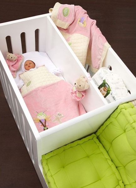 berce o 39 lit un berceau volutif 3 en 1 je vous chouchoute. Black Bedroom Furniture Sets. Home Design Ideas