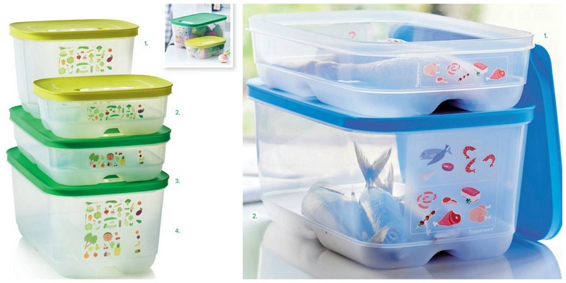 boites tupperware