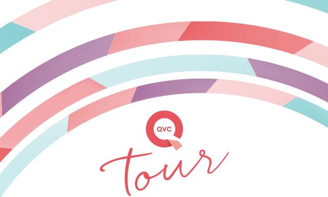 qvc tour