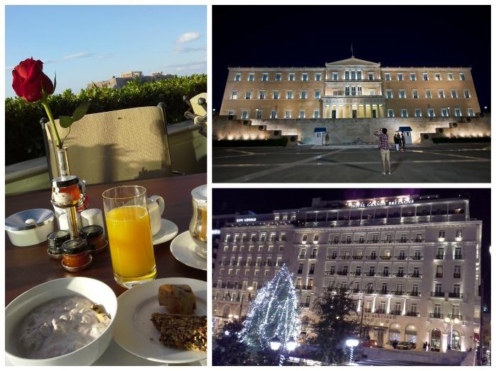 Ath nes entre culture et gastronomie je vous chouchoute - Office du tourisme athenes ...