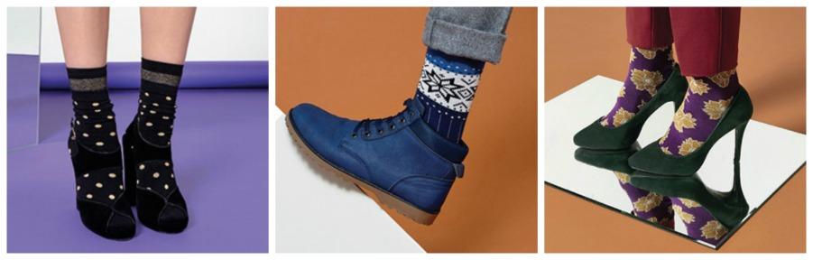 chaussettes a bout renforcée