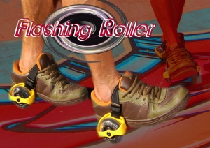 flashing- rollers