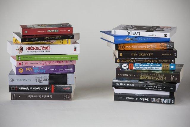 livres pour les ados