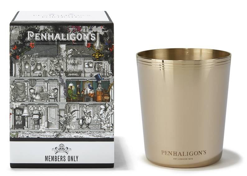 fiction olfactive chez penhaligon 39 s au travers de ses bougies. Black Bedroom Furniture Sets. Home Design Ideas