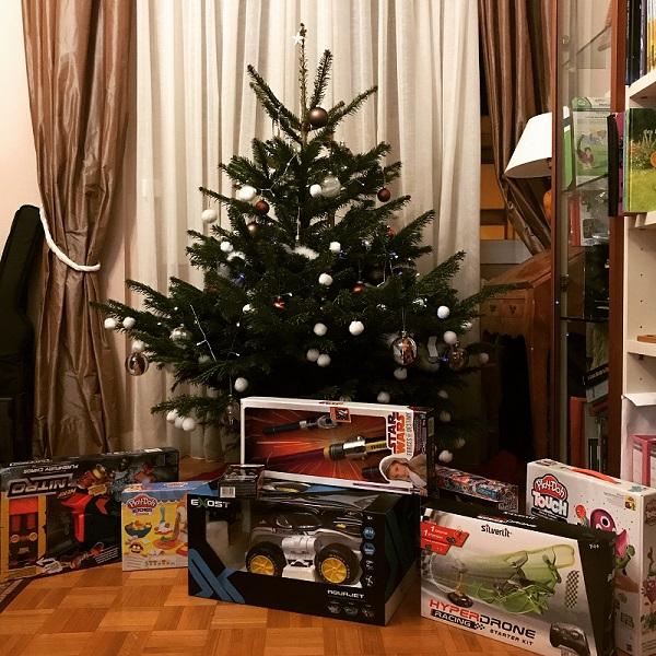 Le top des jouets de Noël