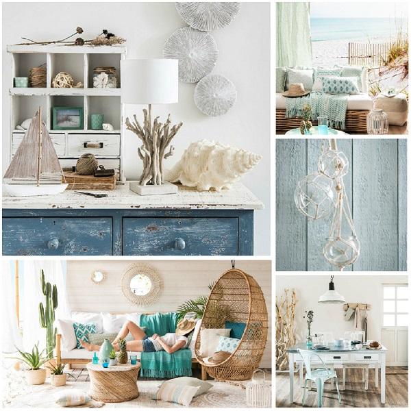 les nouvelles ambiances de printemps chiner chez maisons. Black Bedroom Furniture Sets. Home Design Ideas