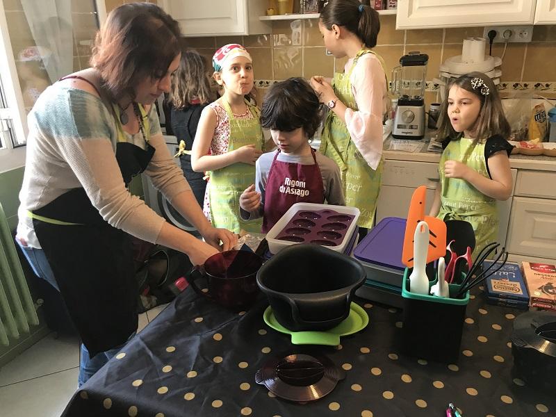 atelier culinaire tupperware