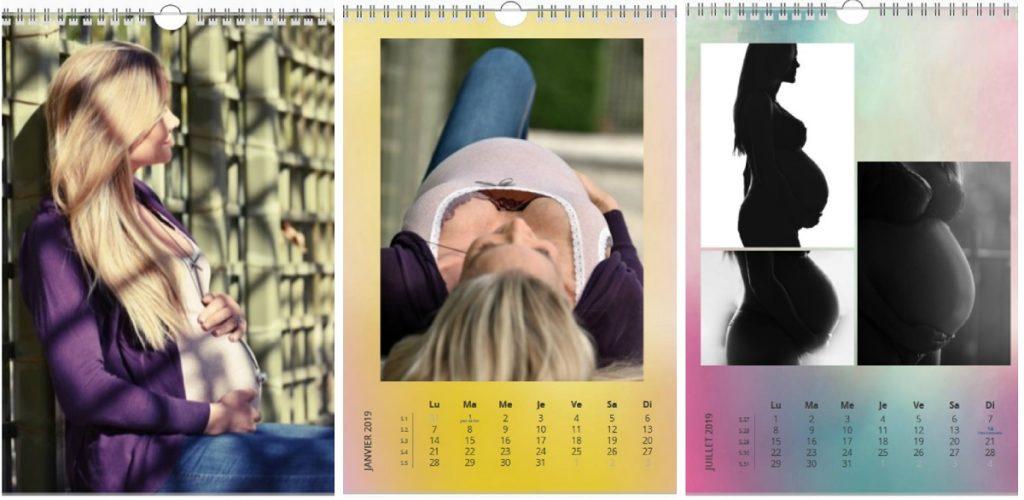 calendrier photos