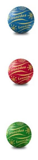 Boule De Noel Leonidas Leonidas a rempli sa hotte de douceurs chocolatées pour toute la