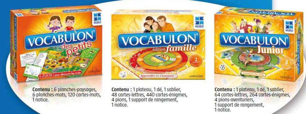 Vocabulon