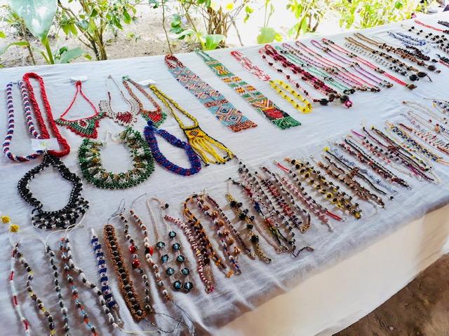 guyane bijoux amerindiens