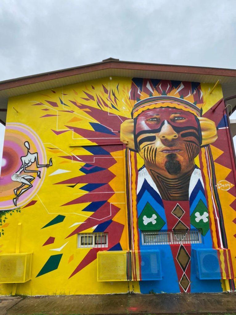 guyane street art
