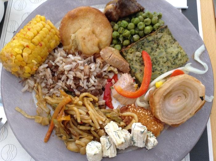 cuisine israélienne